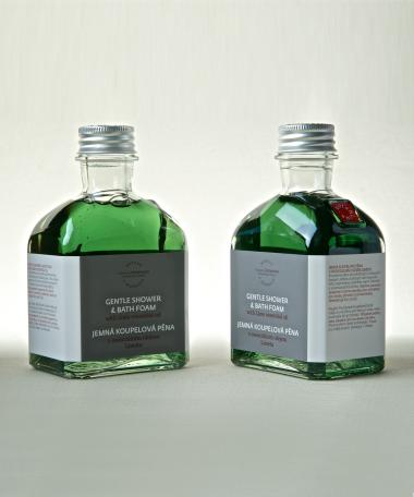 bain moussant Citron vert, cannelle 195 ml