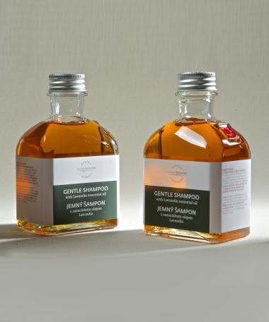 Shampoing Lavandin, 195 ml