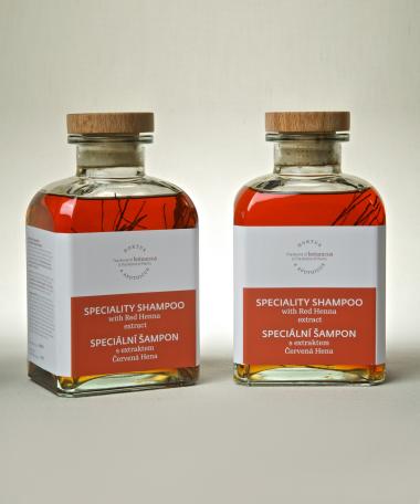 Shampoing Henné, 525 ml