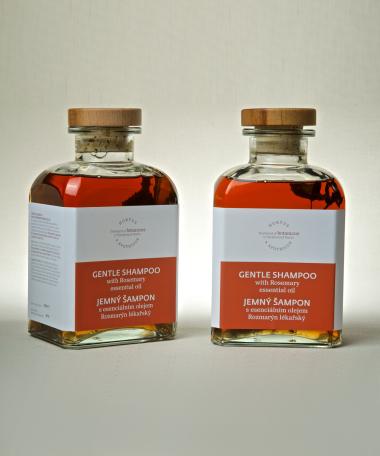 Shampoing Romarin, 525 ml
