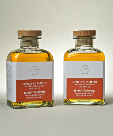 Shampoing Camomille, 525 ml