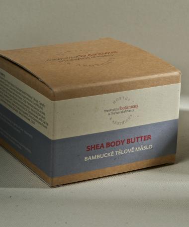 Beurre corporel au karité 190g