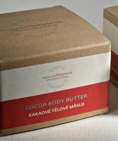 Beurre corporel Cacao