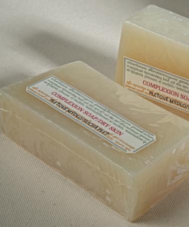 Savon visage peau sèche 150gr