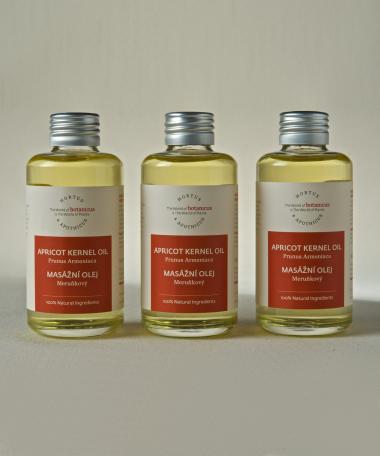 huile pure de noyau de Abricot 100ml