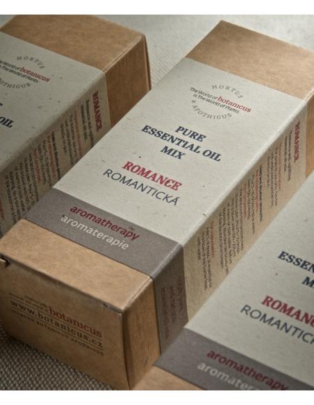 huiles essentielles mélangées romantiques 10ml